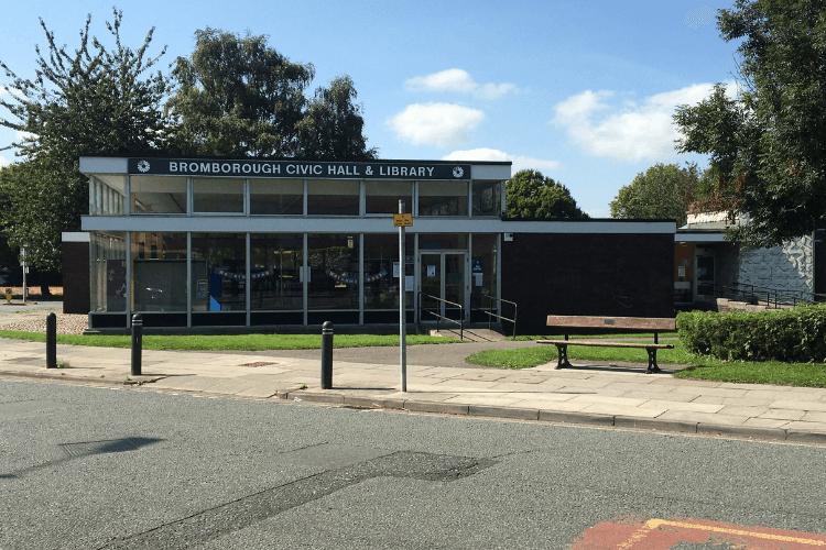 Bromborough Library