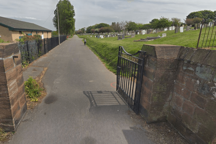 Grange Park Cemetery