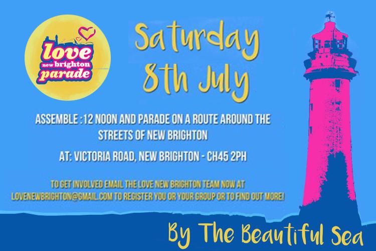 Love New Brighton Parade