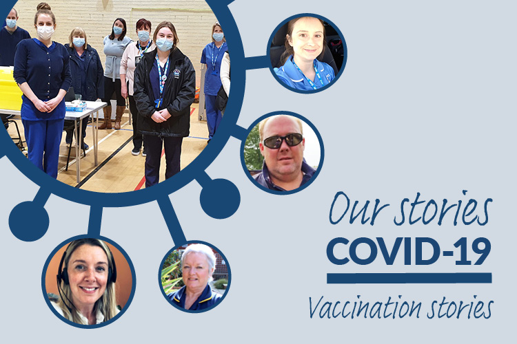 Vaccination story graphic