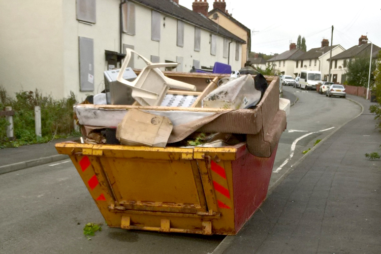 23 tonnes of waste removed from Birkenhead streets ahead of Bonfire Night