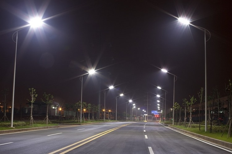More Street Lights Replaced With Modern Led Lamps Wirral View