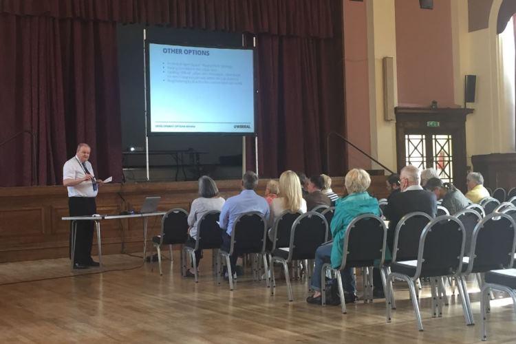 Local Plan public meeting