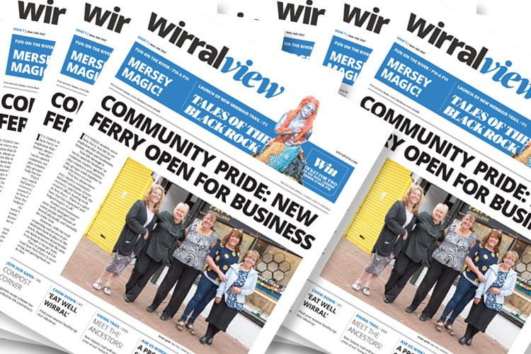 Cover of Wirral View Issue 7