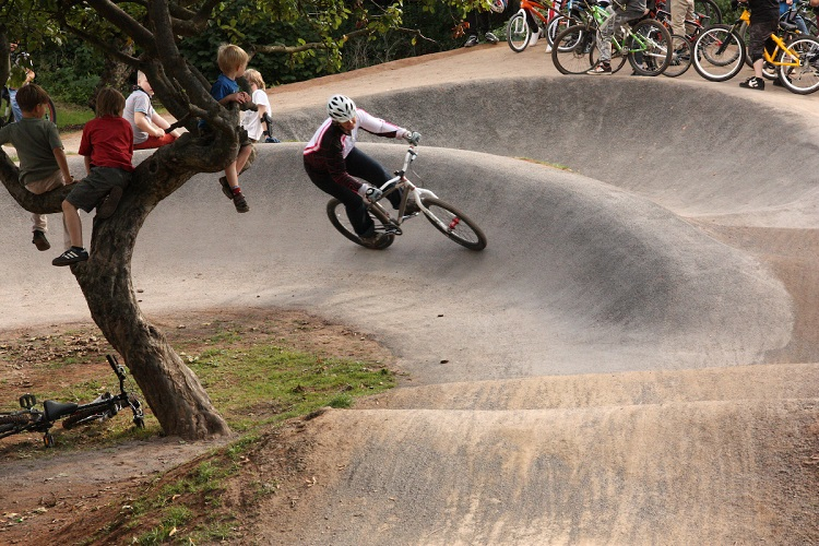 Image showing a pumptrack example