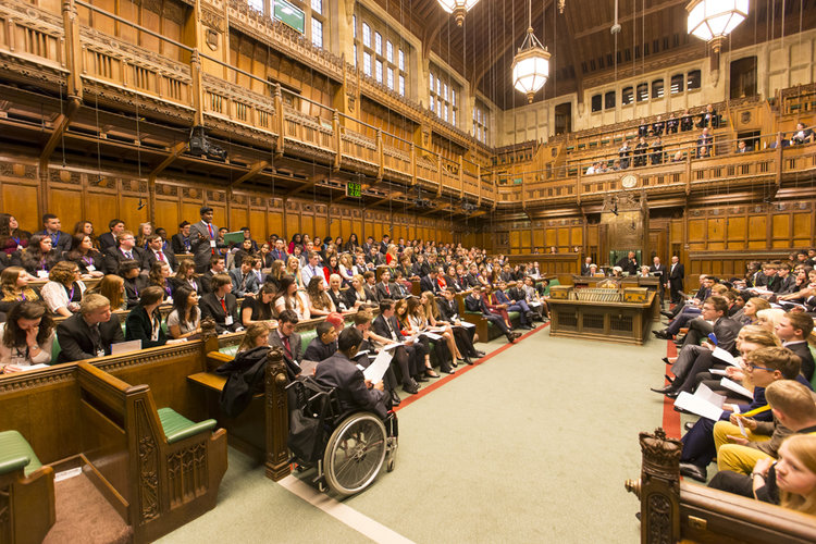 House of Commons - Youth Parliament