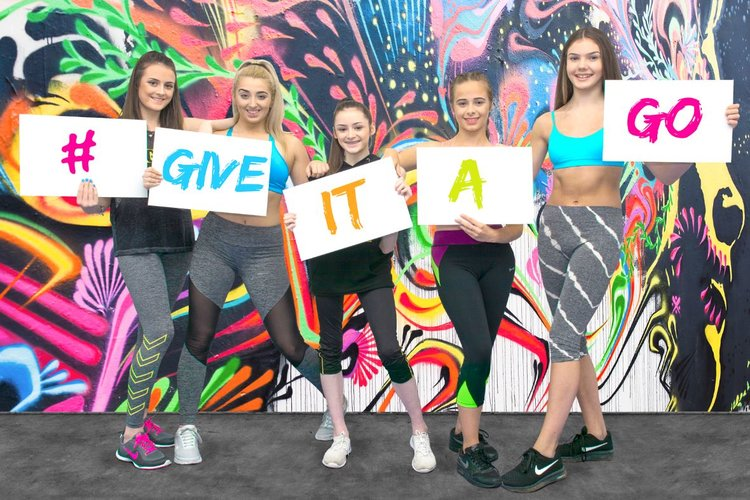 MerseyGirls encourage teenage girls to try a new sport