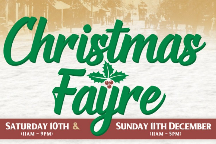 The Old Town Christmas Fayre, New Brighton, 10-11 December