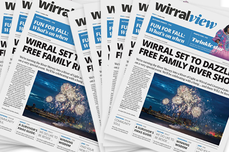 Wirral View issue one is out now